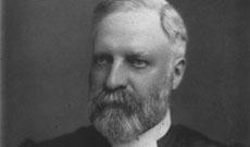 Rev. Andrew Baird, c1910
