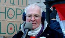 Carl Ridd Peace Activist