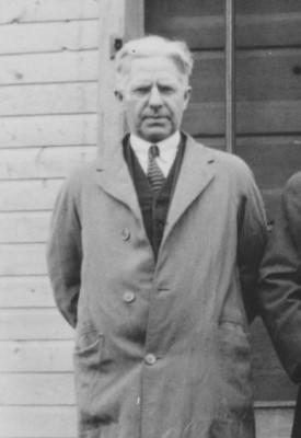 Rev. John Cormie